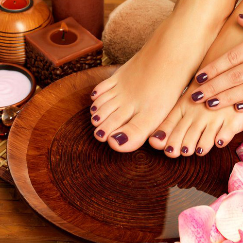 Pedicure Intensiv