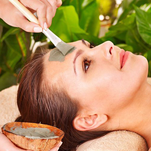 Peeling Mask Massage
